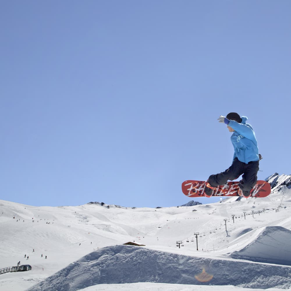 Snowboarder Olfi Camera Bundle